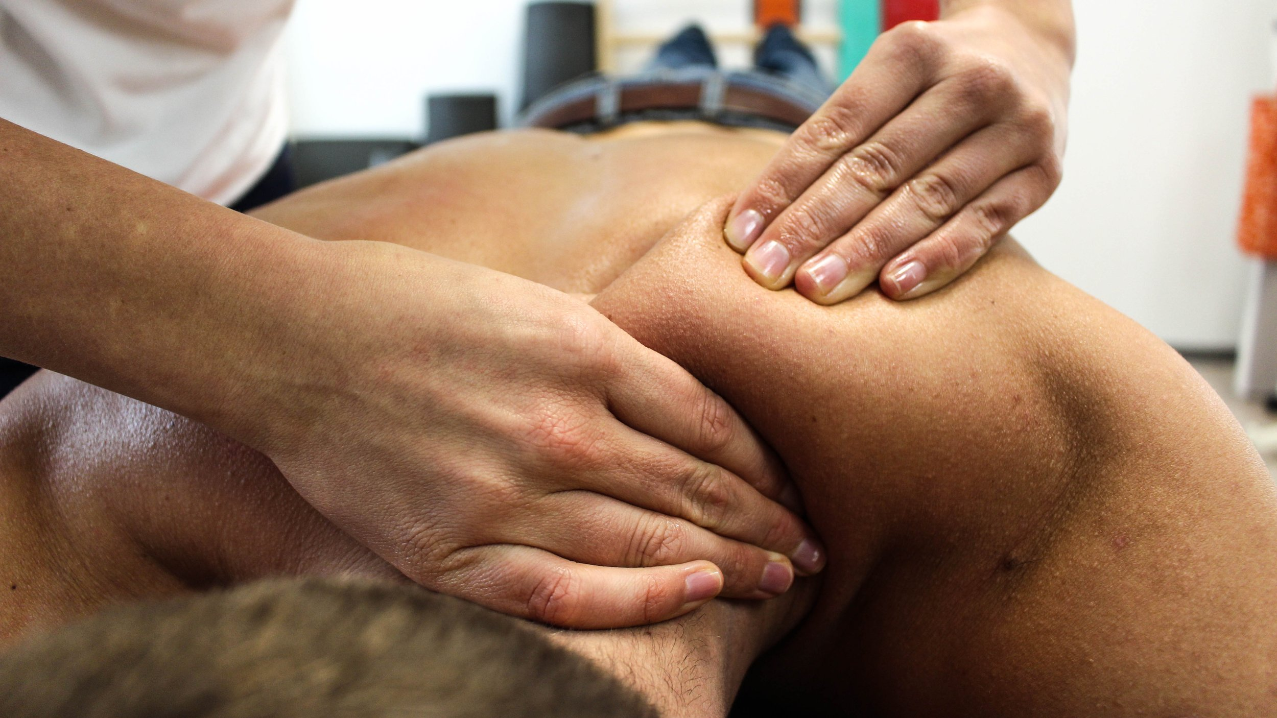 Dry needling and myofascial release often go hand-in-hand