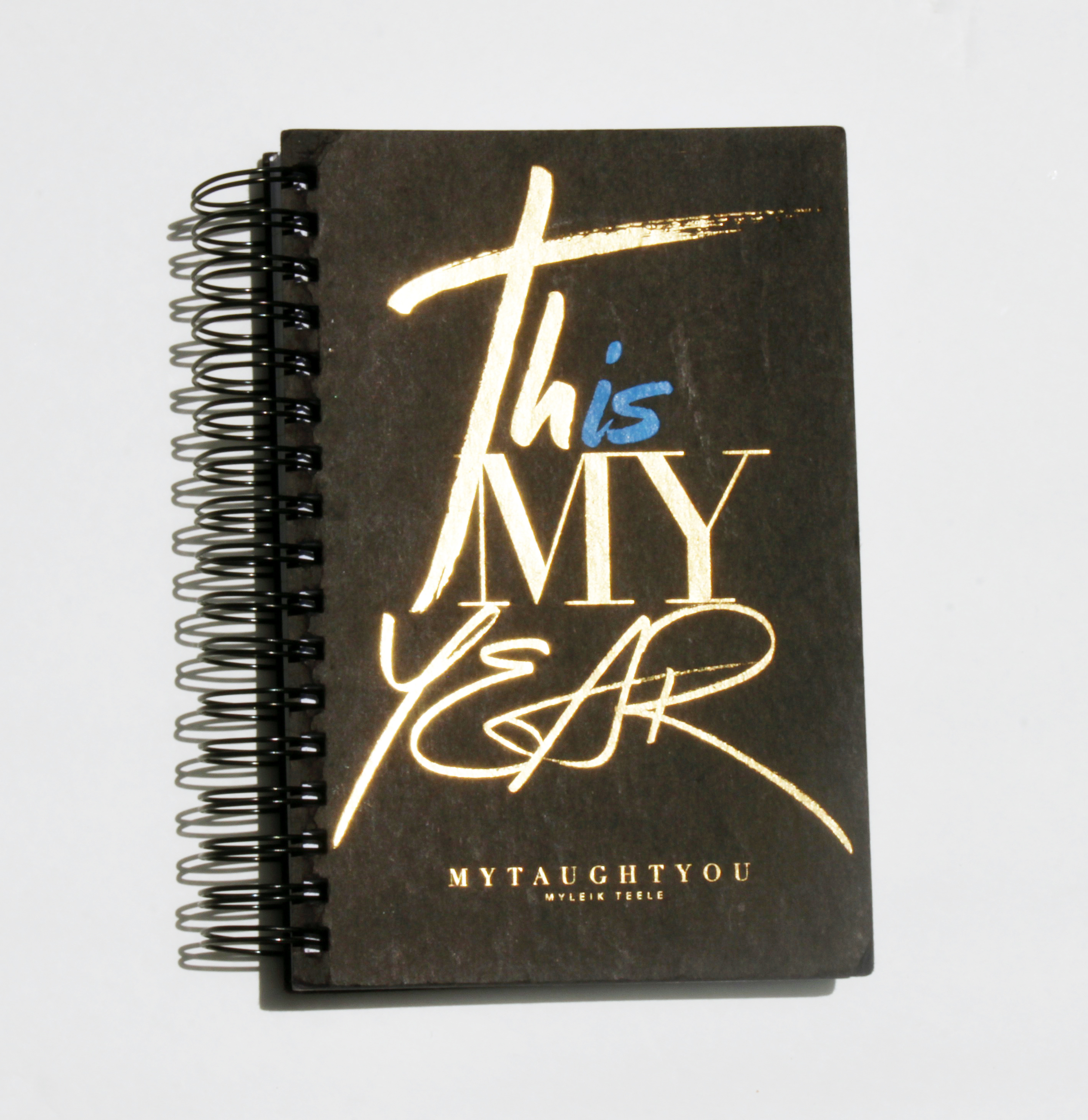 MY YEARLY JOURNAL