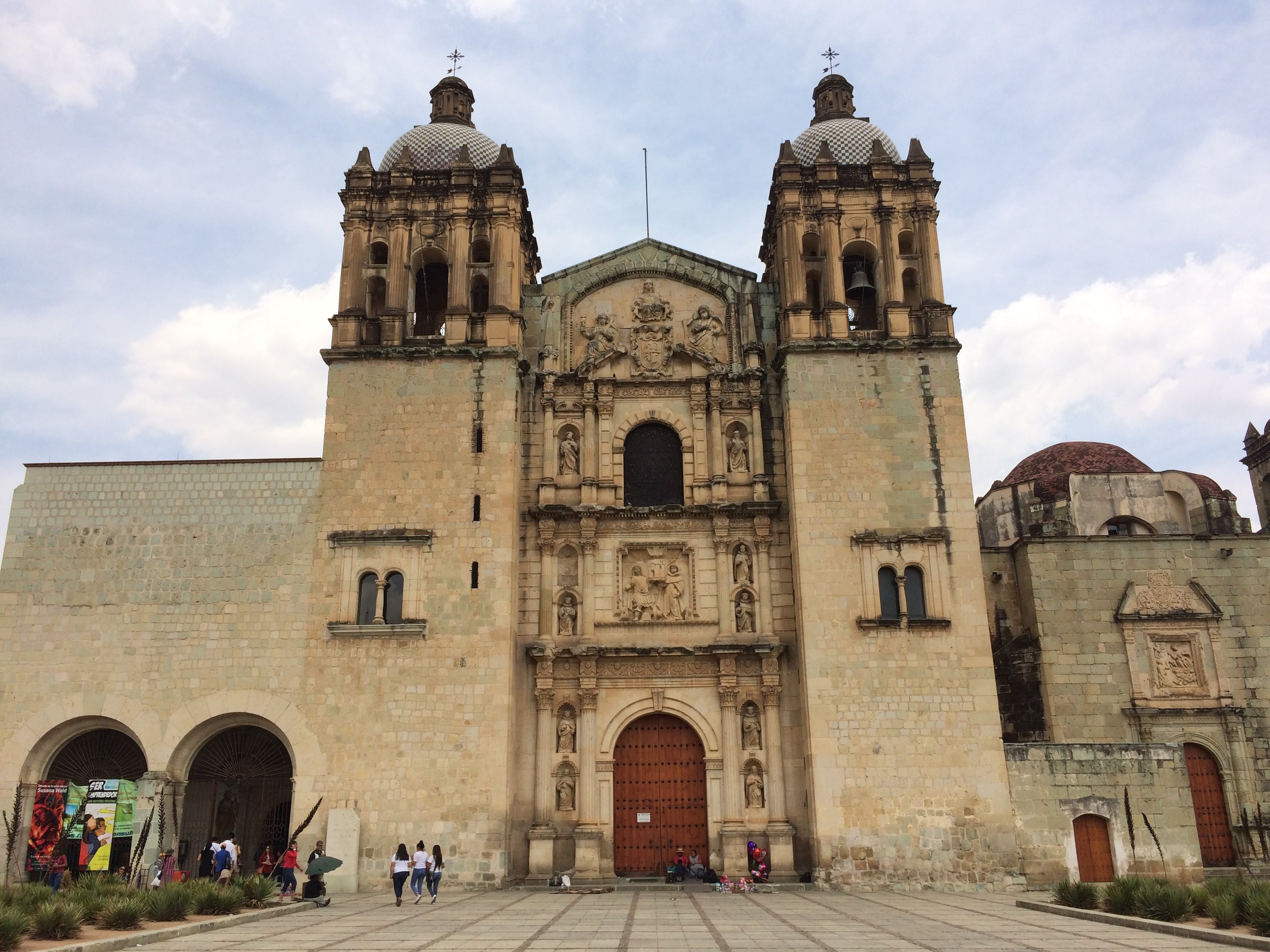 Oaxaca Santo Domingo Cathedral