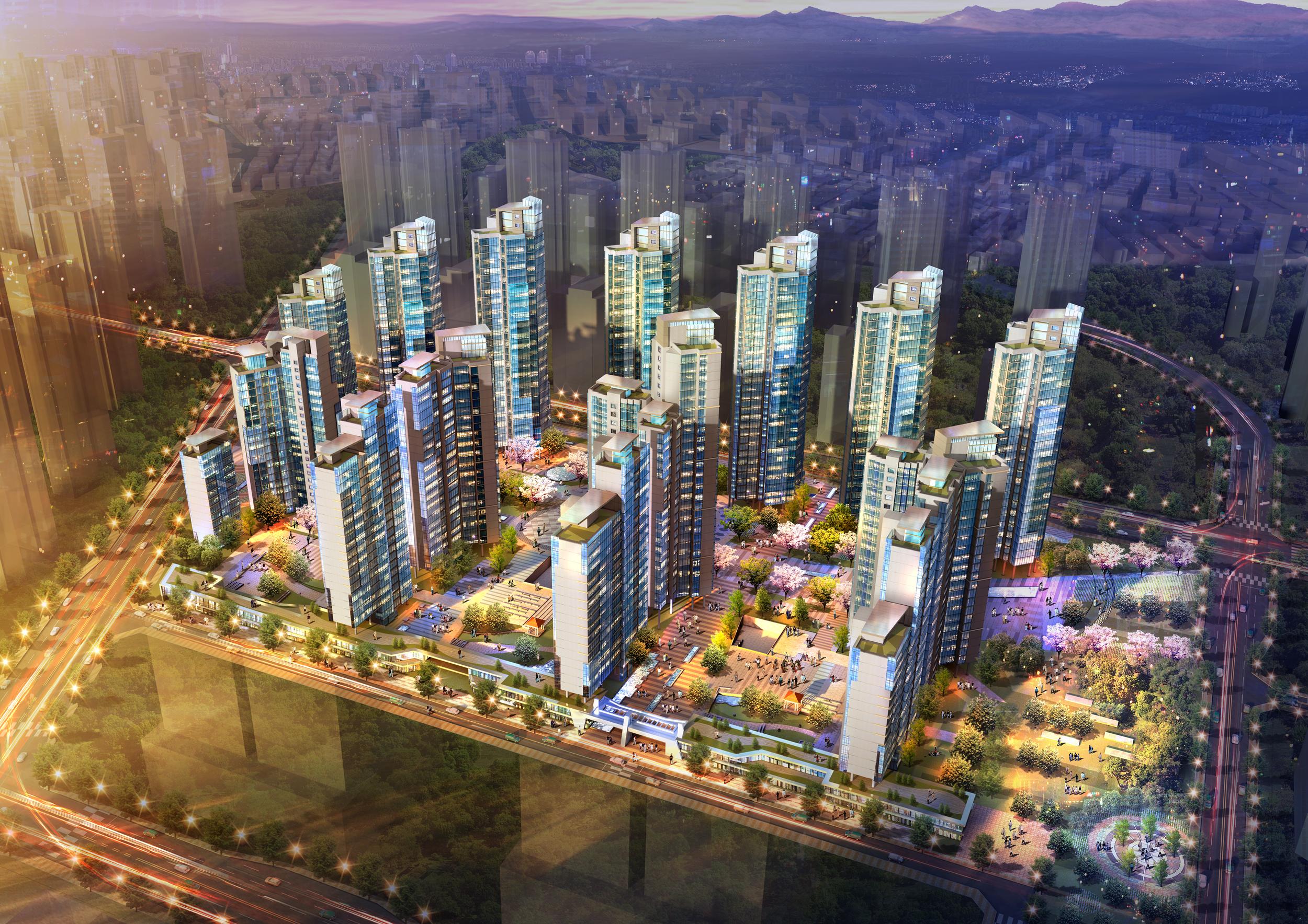 광명 4R구역 주택 개발사업(2010)