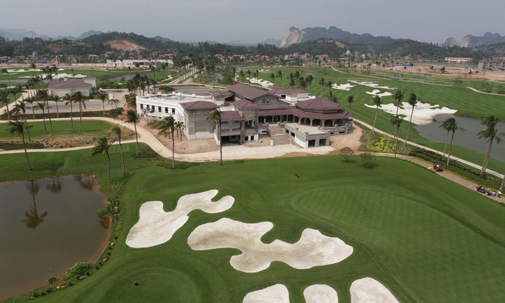 베트남 송지아 리조트 클럽하우스(2008)