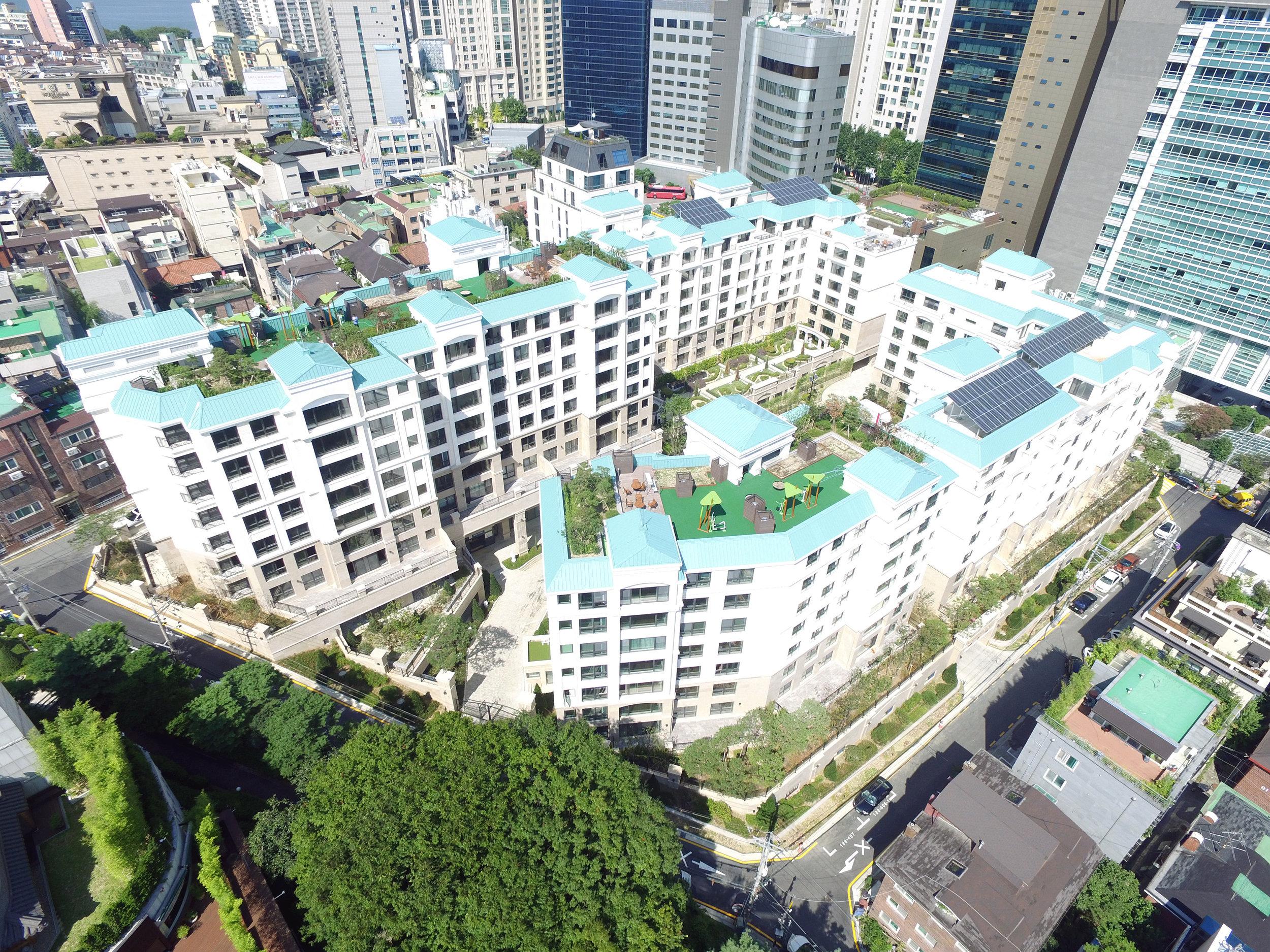 청담동 진흥빌라 재건축사업(2012)