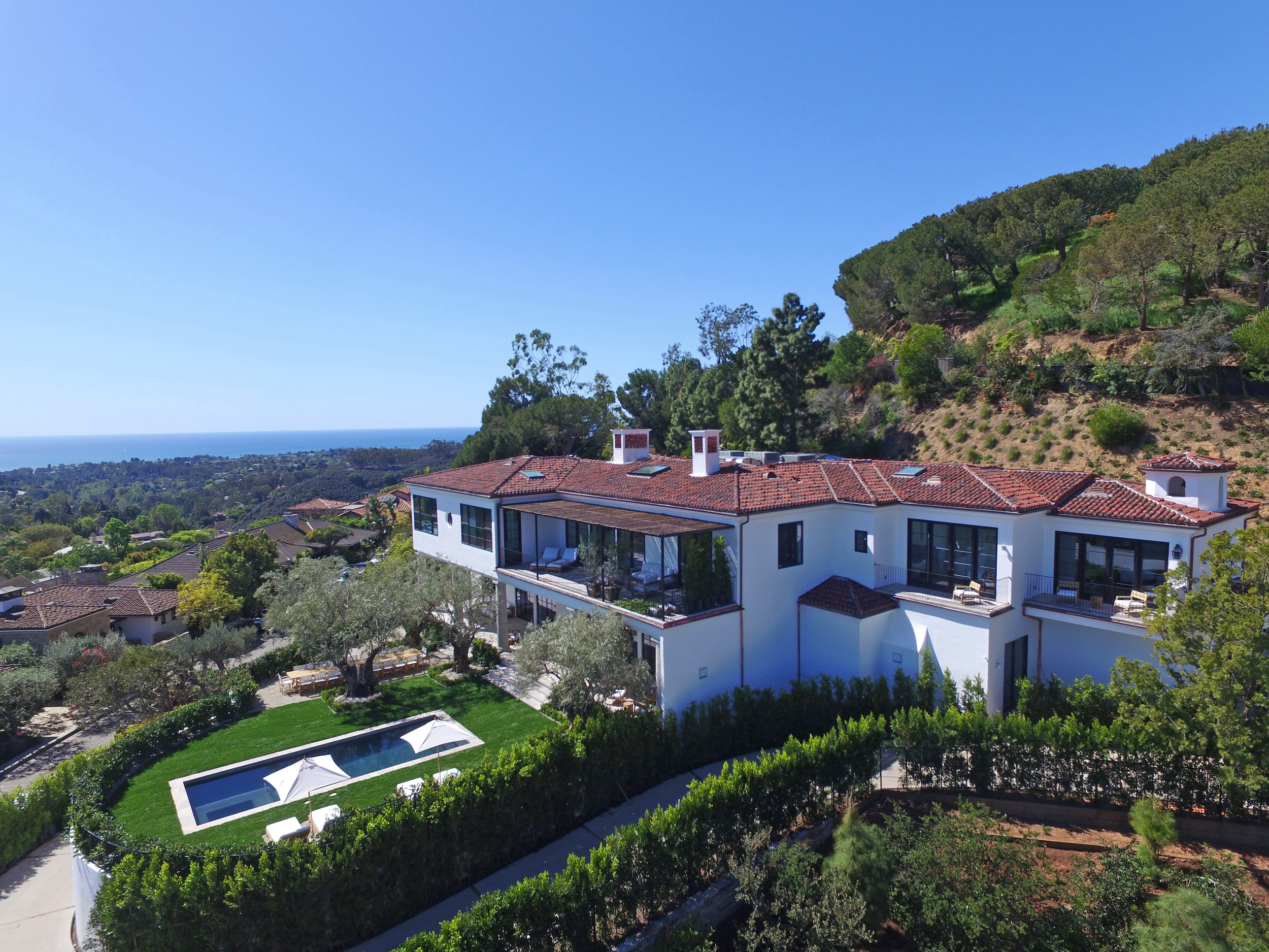 The former Ronald Reagan estate reimagined as The Riviera White House by Jaman Properties