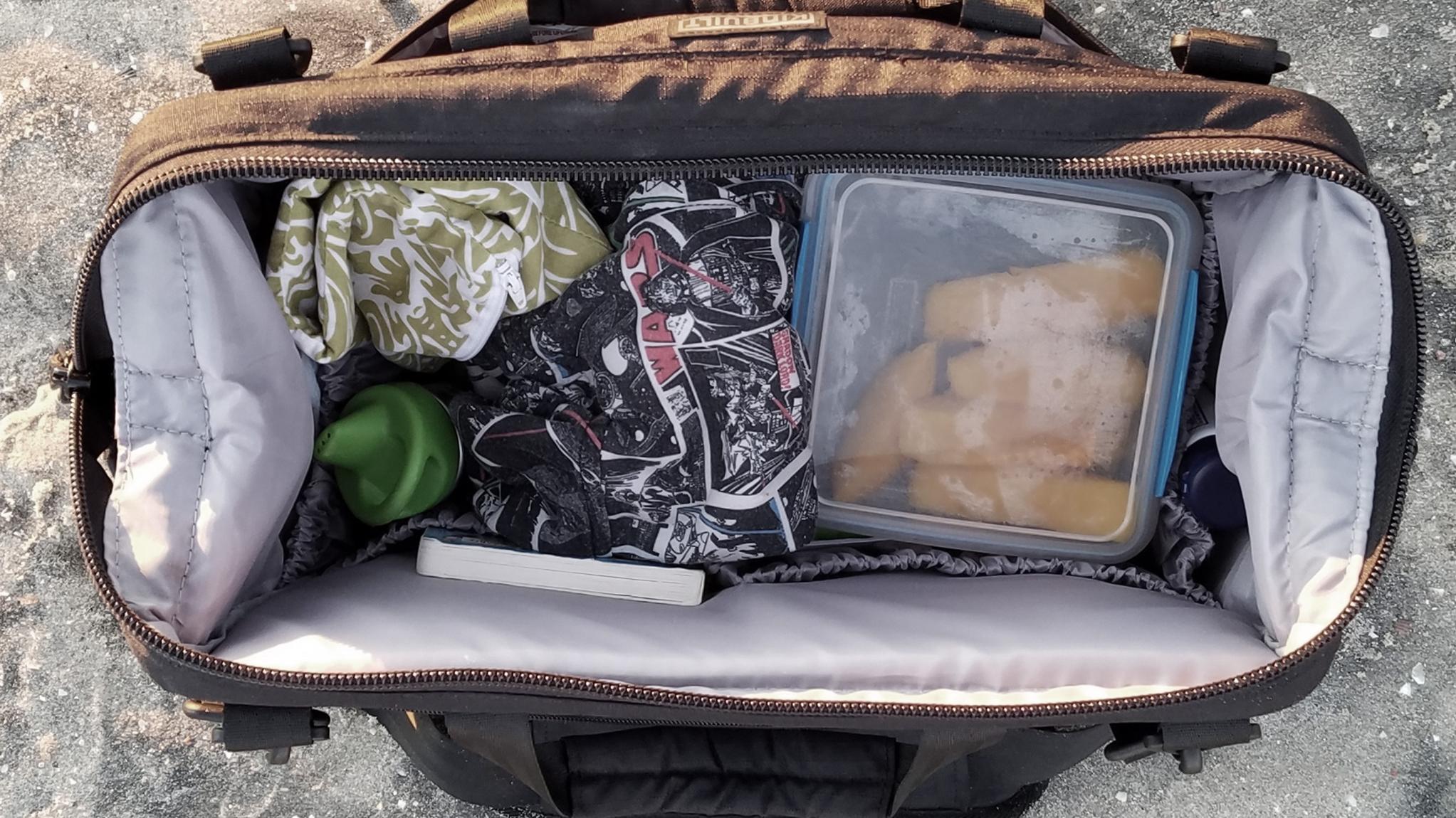 KINBUILT Diaper Bag Interior Storage