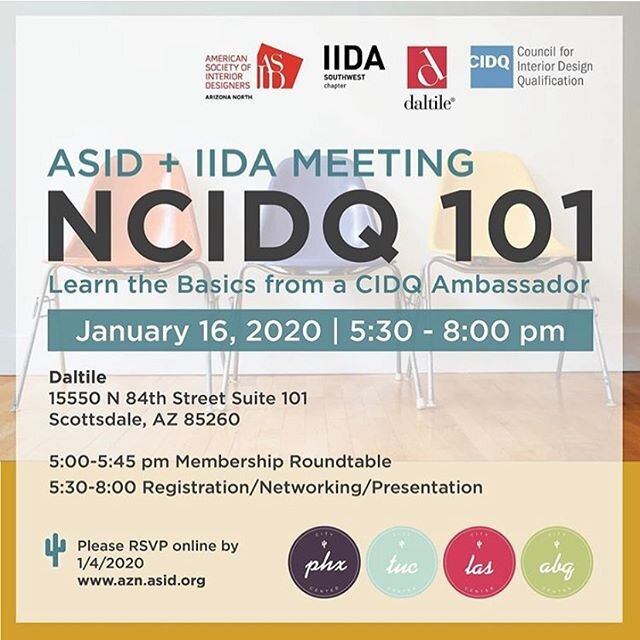 Ncidq 101 Everything You Need To Know About The Ncidq Creative Confidante