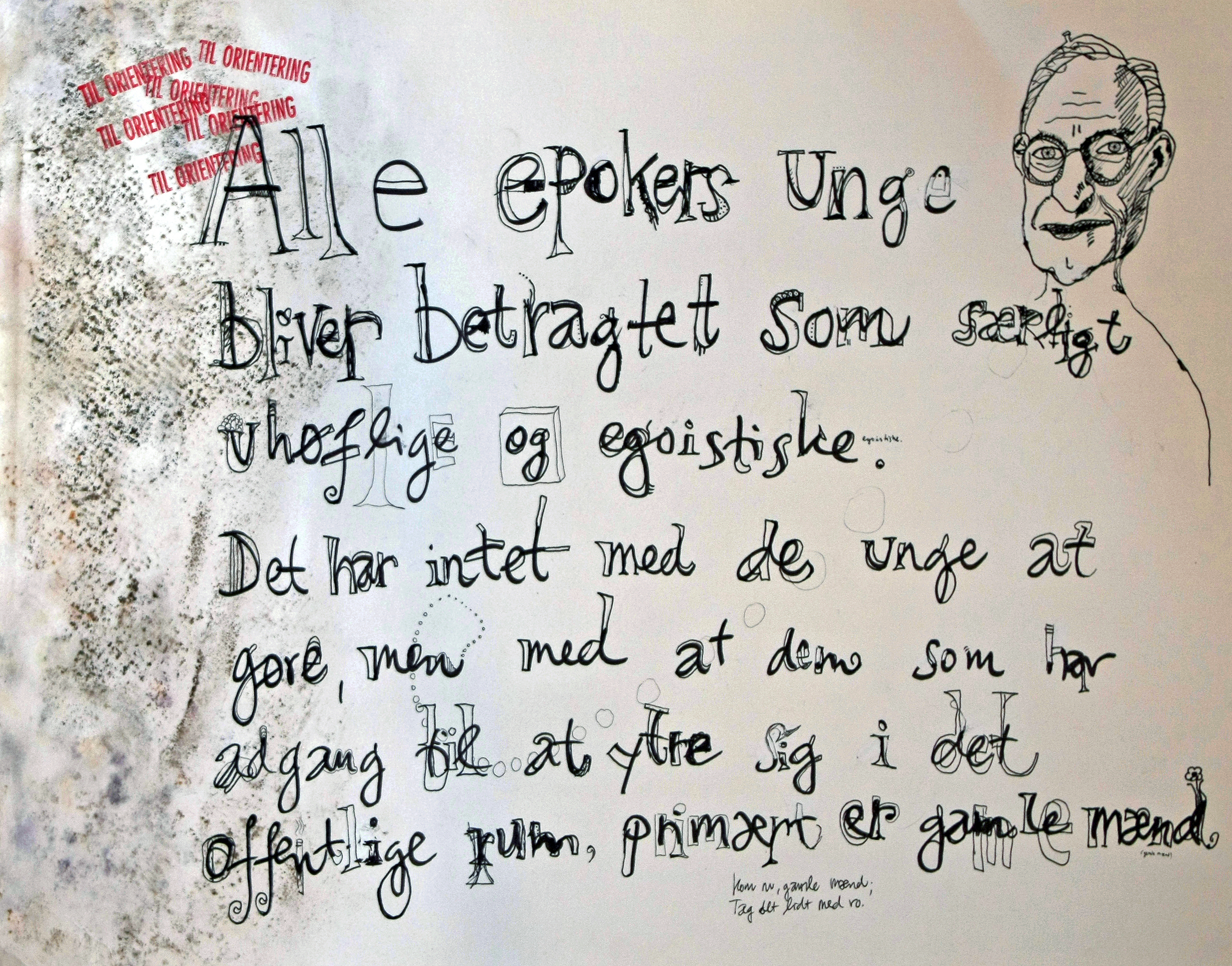 Alle epokers unge (Sold)