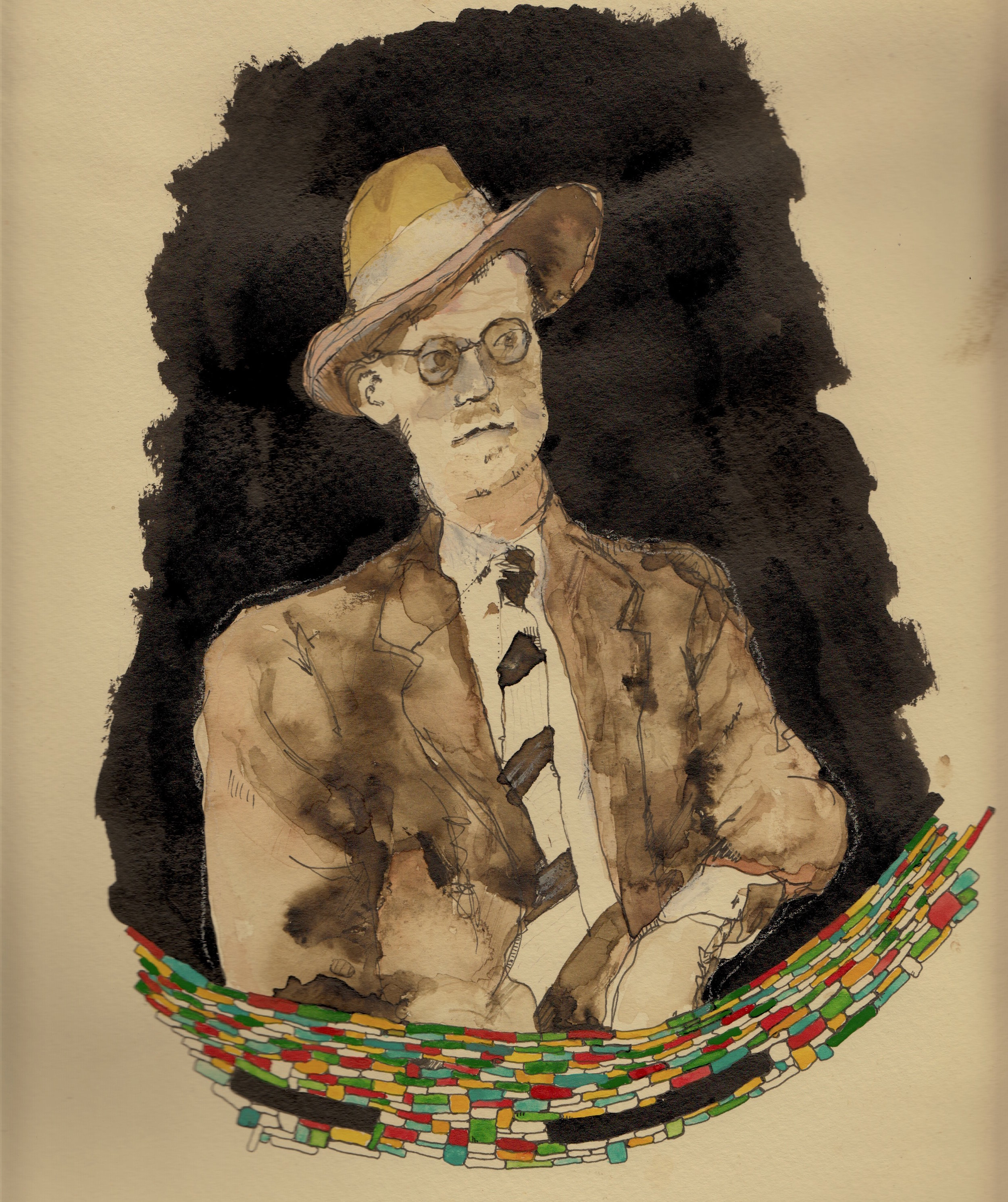 James Joyce (Sold)