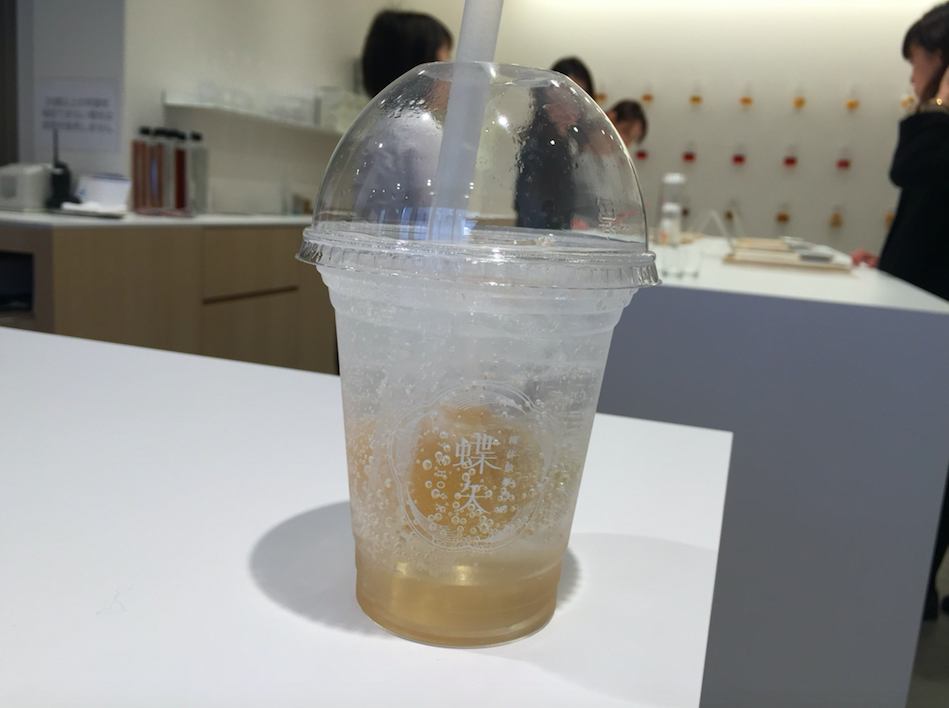 "Plum drink - Typical Japanese popular ""Ume(Plum)"" drink"