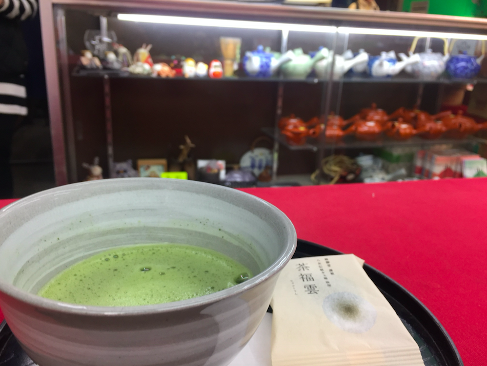 Maccha - Let's take a rest with authentic Matcha