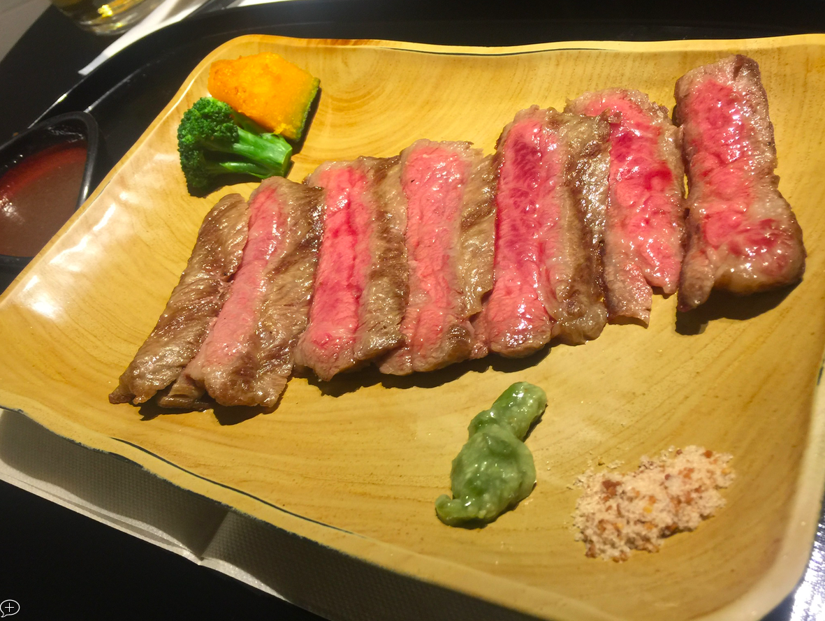 Wagyu beef - Let's try!