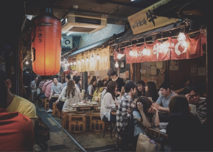 The Izakaya tour info - ●Time: 05:00pm-08:15pm*Please contact us if the tour isn't available on your preferred date)*Private tour starts from 6pm●Meeting Place:Shake Shack near Ebisu sta.(JR & Tokyo Metro Hibiya Line)●Price: 15,000 yen/per person*From Aug 1st to Sep 30th +8% TAXFrom Oct 1st +10% TAX●Minumim: 2 people (Over 14 years)●What's included:Various kind of food and drinks, please find as below!