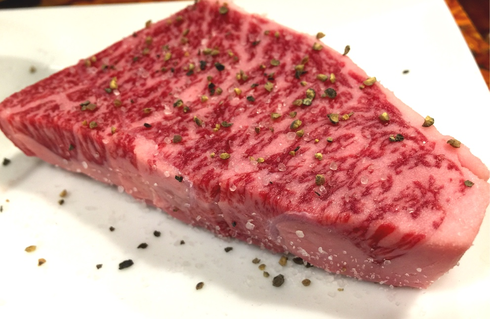 Wagyu place - Very tender piece