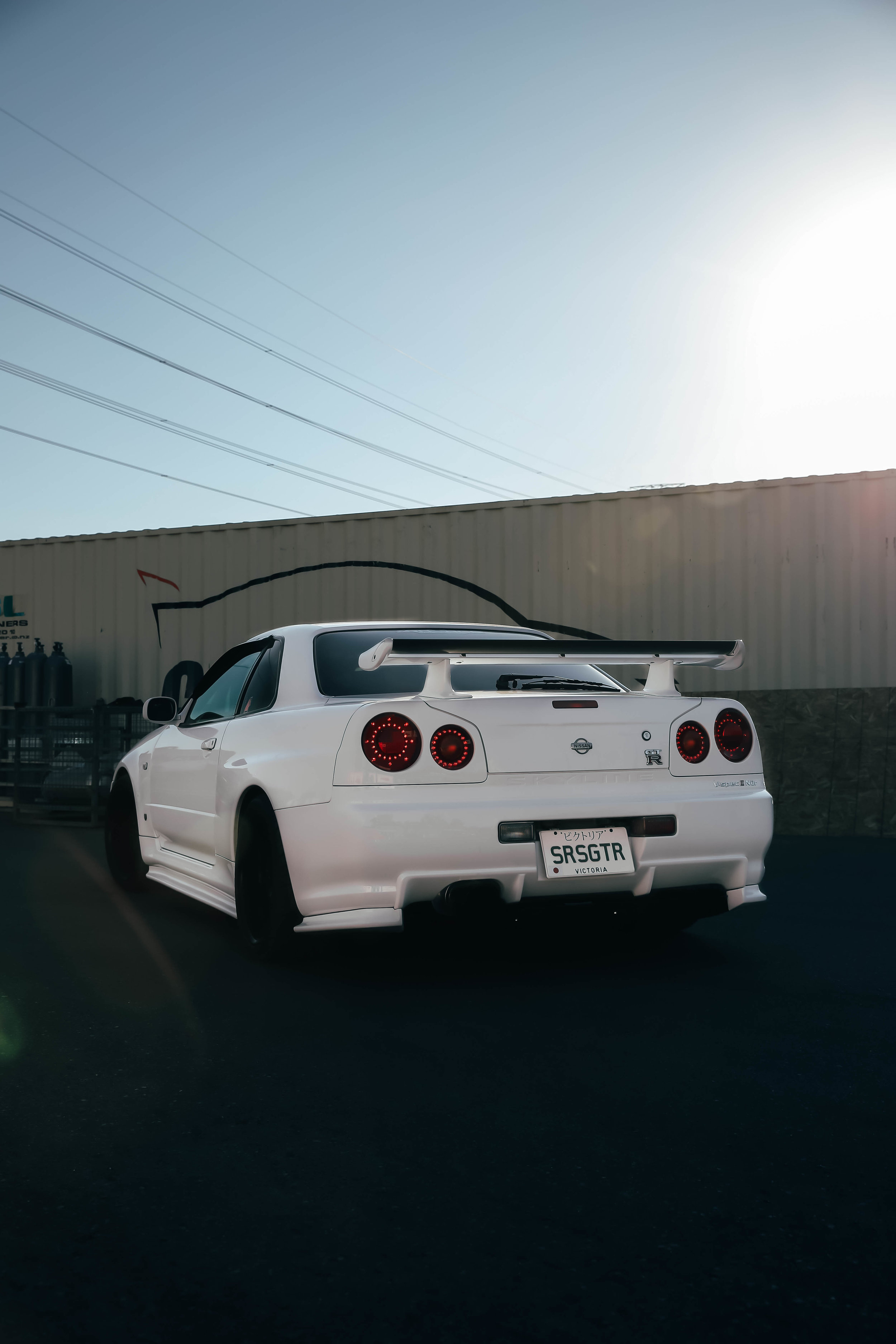 This was taken on the last day of the World Time Attack Challenge.