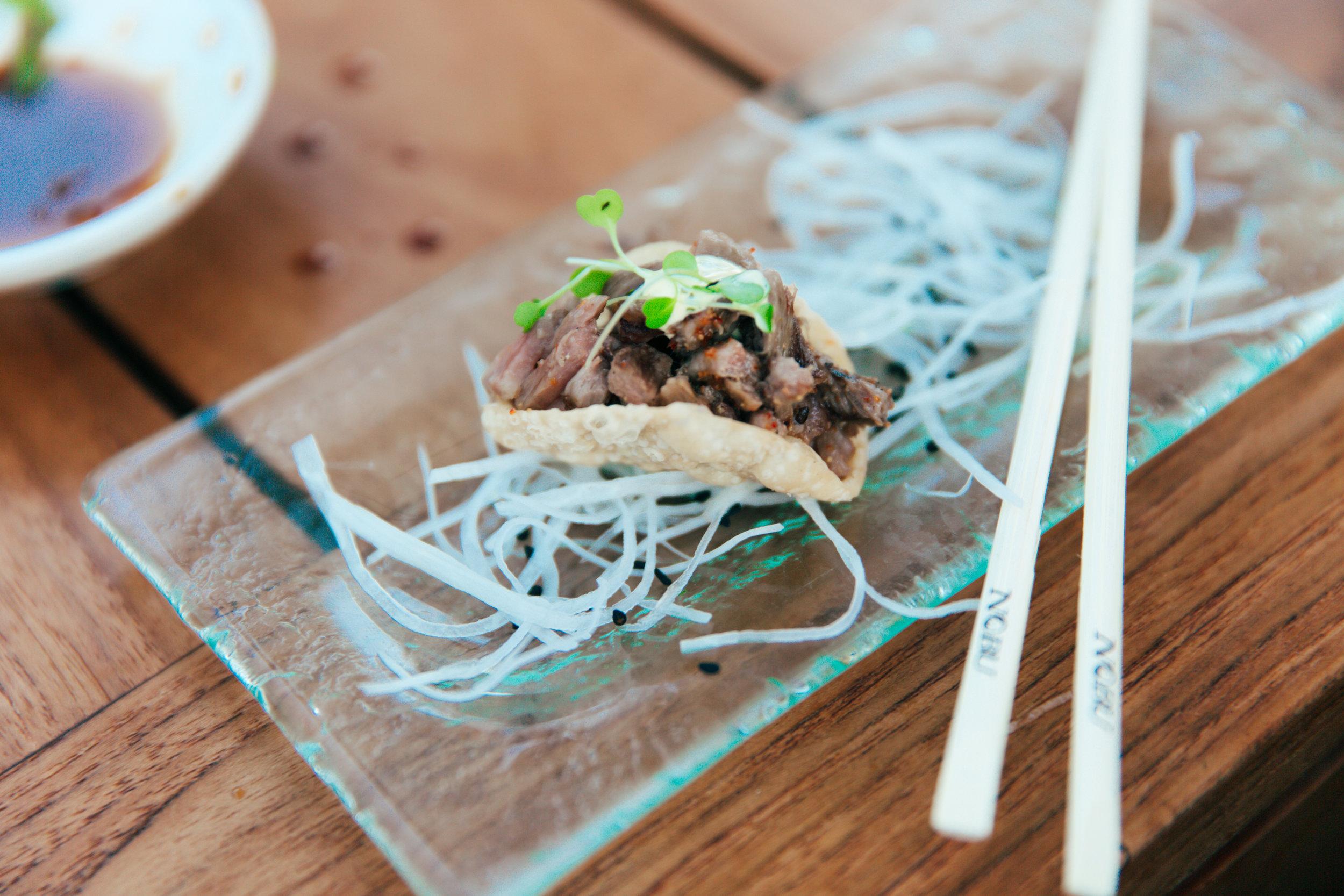 Wagyu Mini Taco -