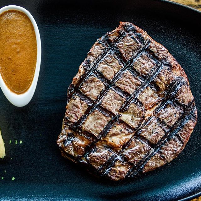 You can never have enough steak 🤤  #waterfrontgrill