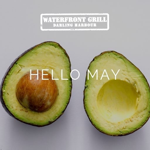 All things seem possible in May  #waterfrontgrill