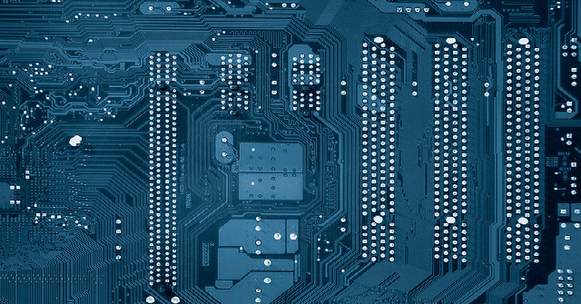 Image credit: TextureX Motherboard Circut blue stock photo Tech Texture by Texture X. This work is licensed under a CC BY 2.0 license.
