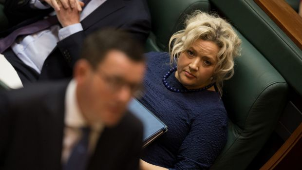 Health Minister Jill Hennessy has an emotional stake in the Assisted Dying Bill, which is precisely why we need more public debate before passing it into law.  Photo: Sydney Morning Herald .