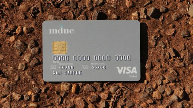 The Cashless Debit Card is being forced on communities despite mounting evidence that its presence is destructive.  Photo credit: The Australian .