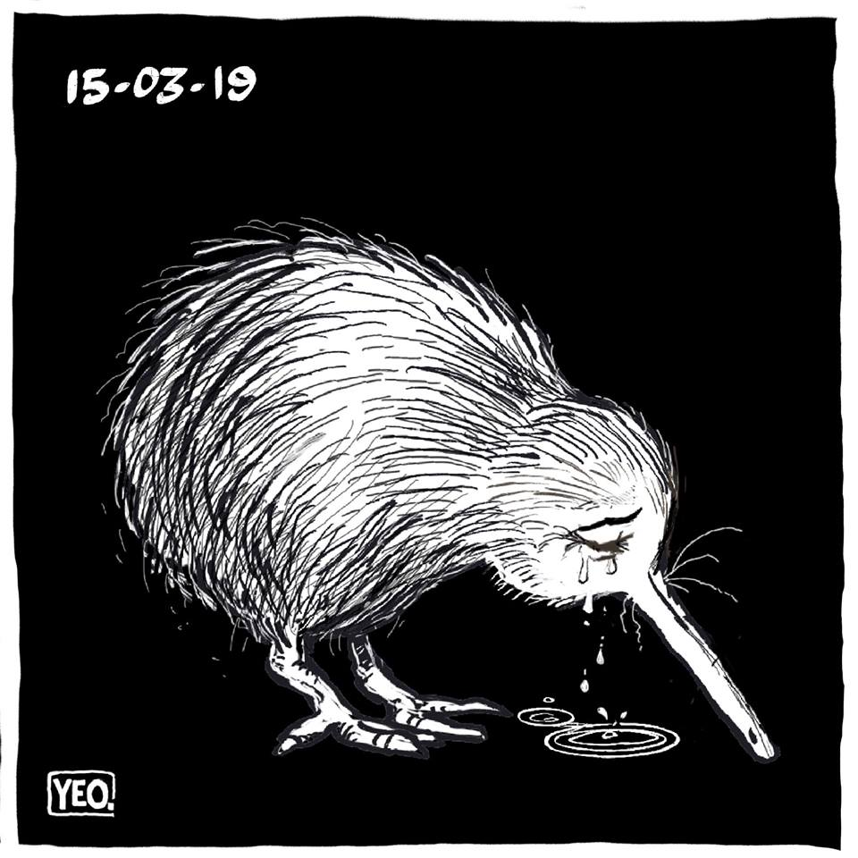 Crying Kiwi by  Shaun Yeo  is licensed under a  Creative Commons Attribution-ShareAlike 4.0 International License . Based on a work at  https://shaunyeo.wixsite.com/yeo-cartoons .