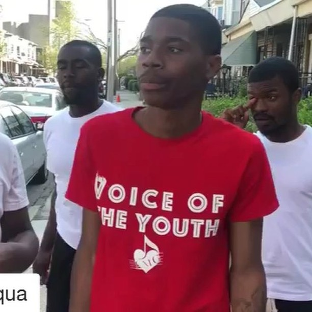 This is why I love Hip Hop. With trends, social media, and radio control, it's so refreshing to hear the youth make music like this. If I could produce for one artist exclusively, this is my pick. Shout outs Philly, #voiceoftheyouth @lgp_qua