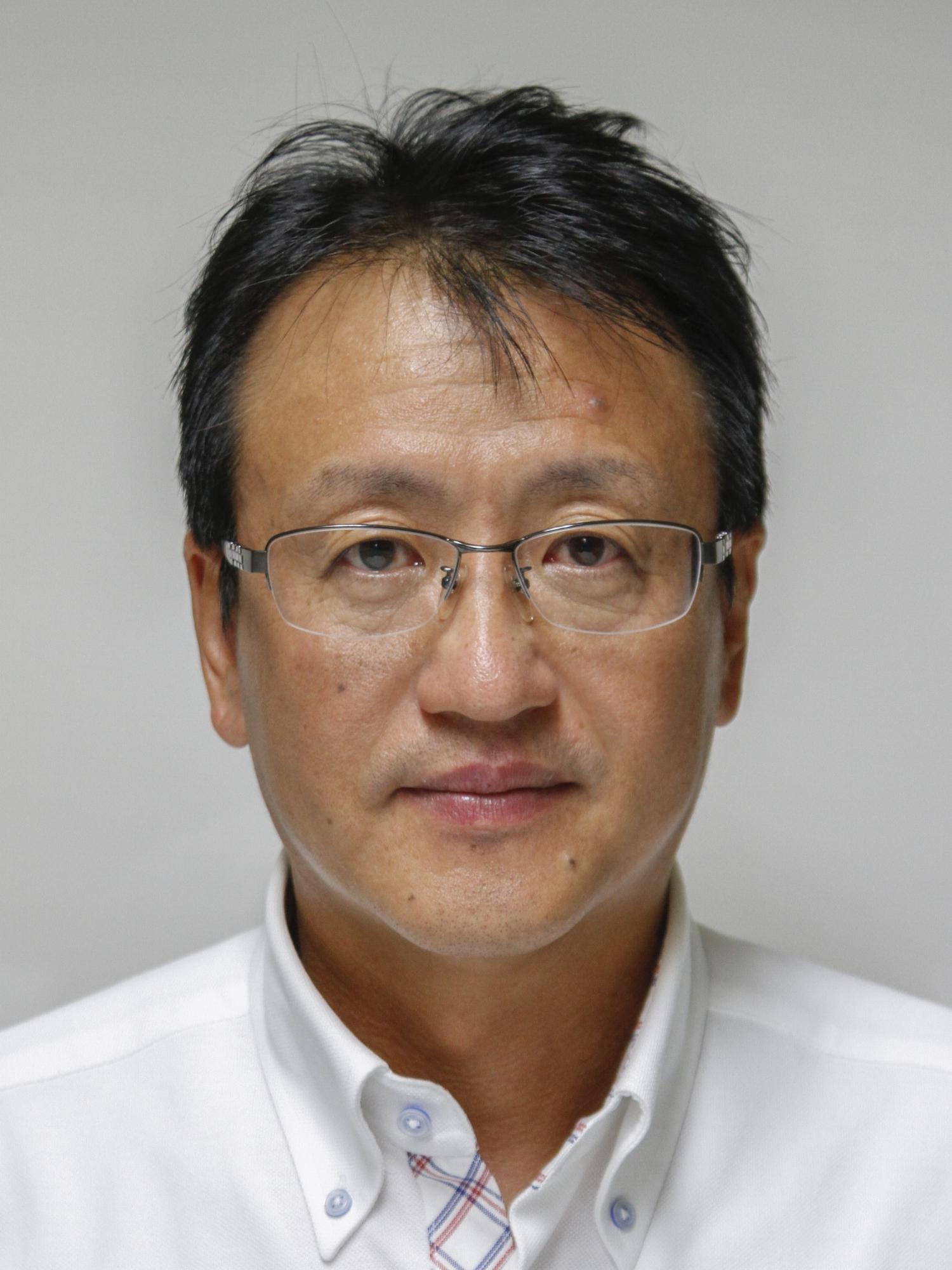 濱口 慎治 マーケィング統括部 統括部長 サラヤ株式会社  Shinji Hamaguchi SARAYA Co. LTD Marketing Director