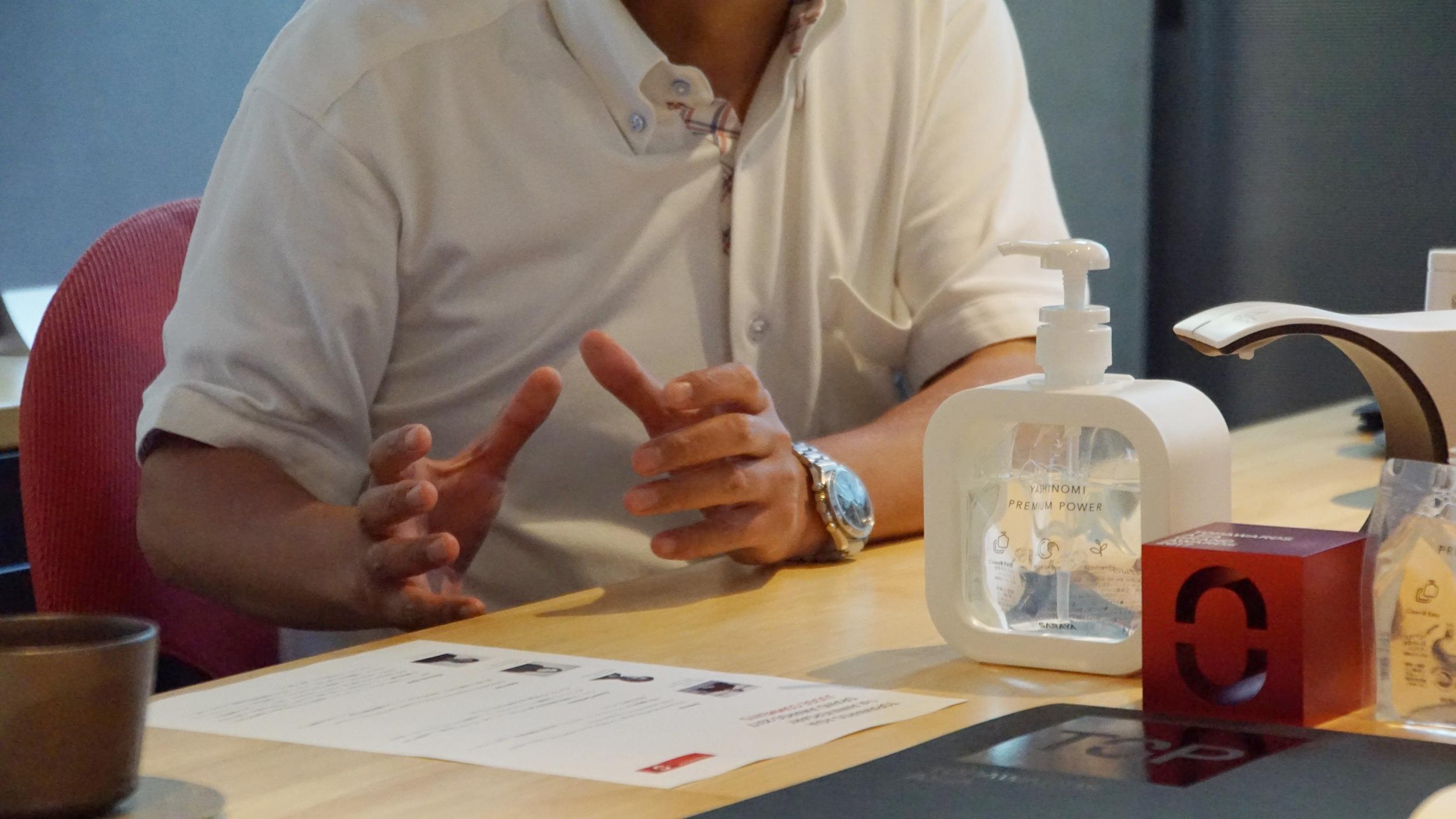 Interview #4 • Yashinomi Detergent Premium Power -