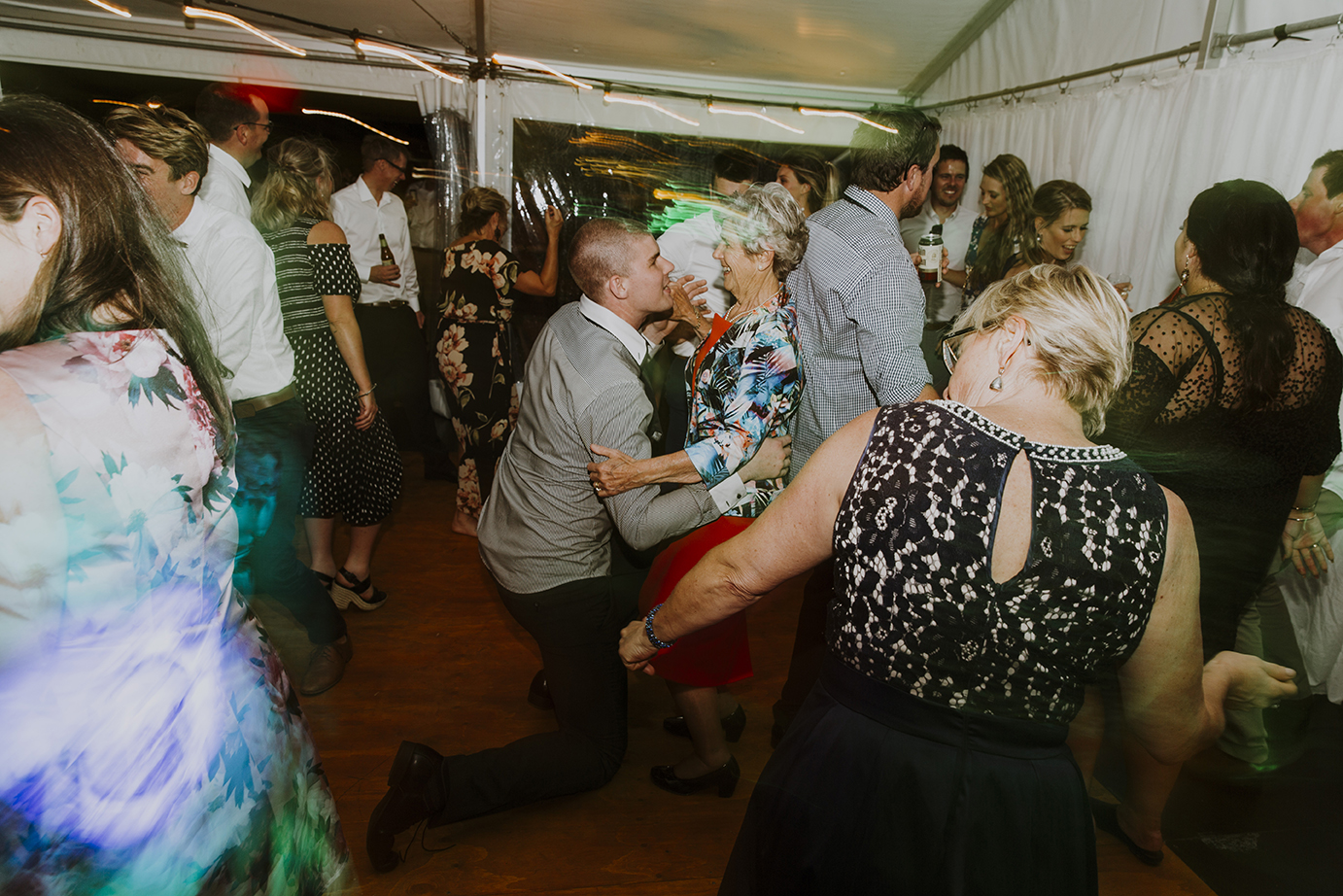 Wedding photography dance floor