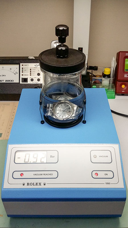 Witschi Computer Controlled Pressure Tester