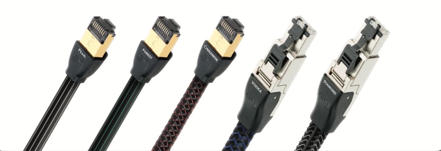 RJ/E Cables Audioquest