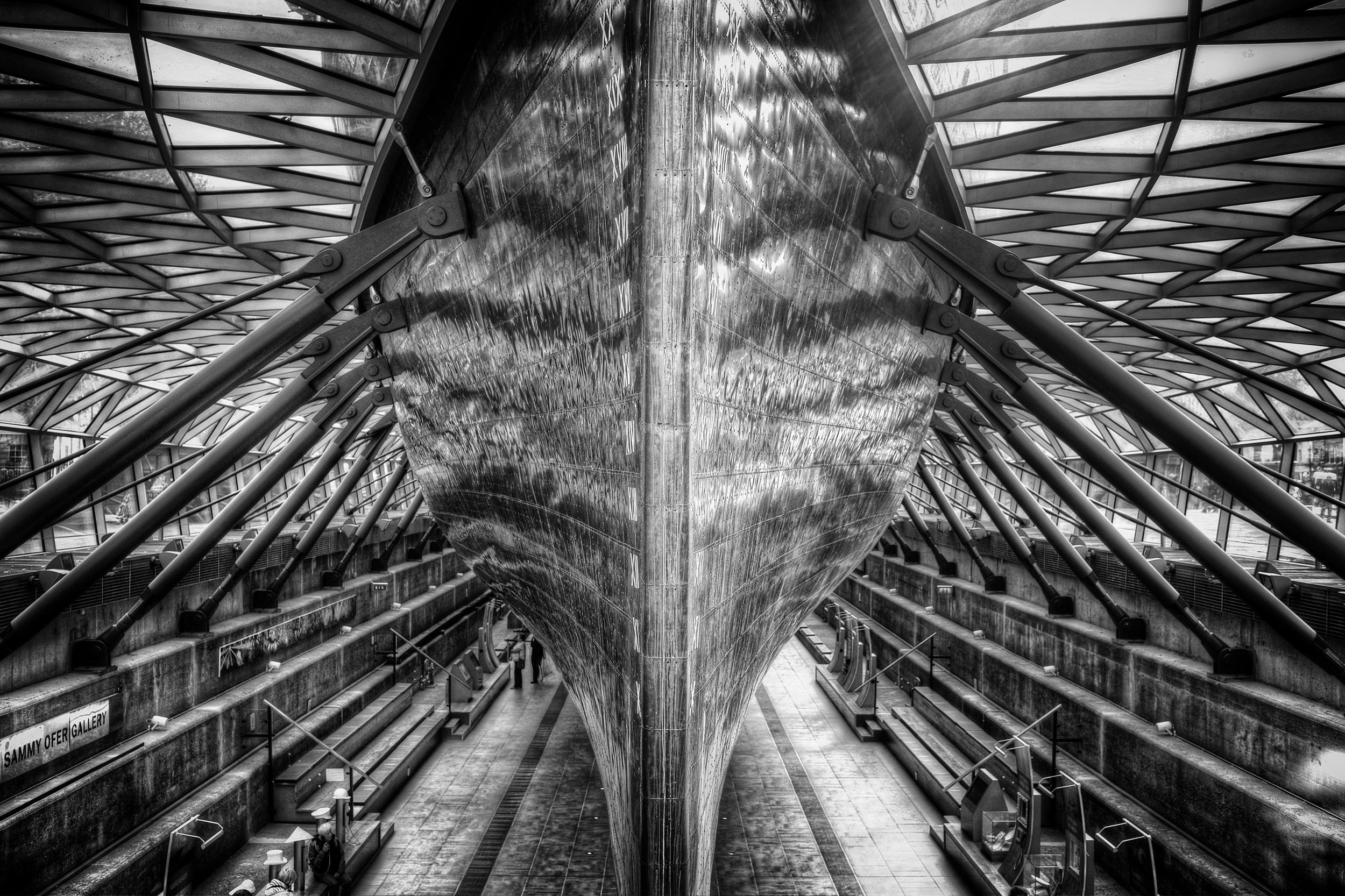 The Cutty Sark - Links to the about page.