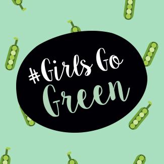 GIRLS GO GREEN