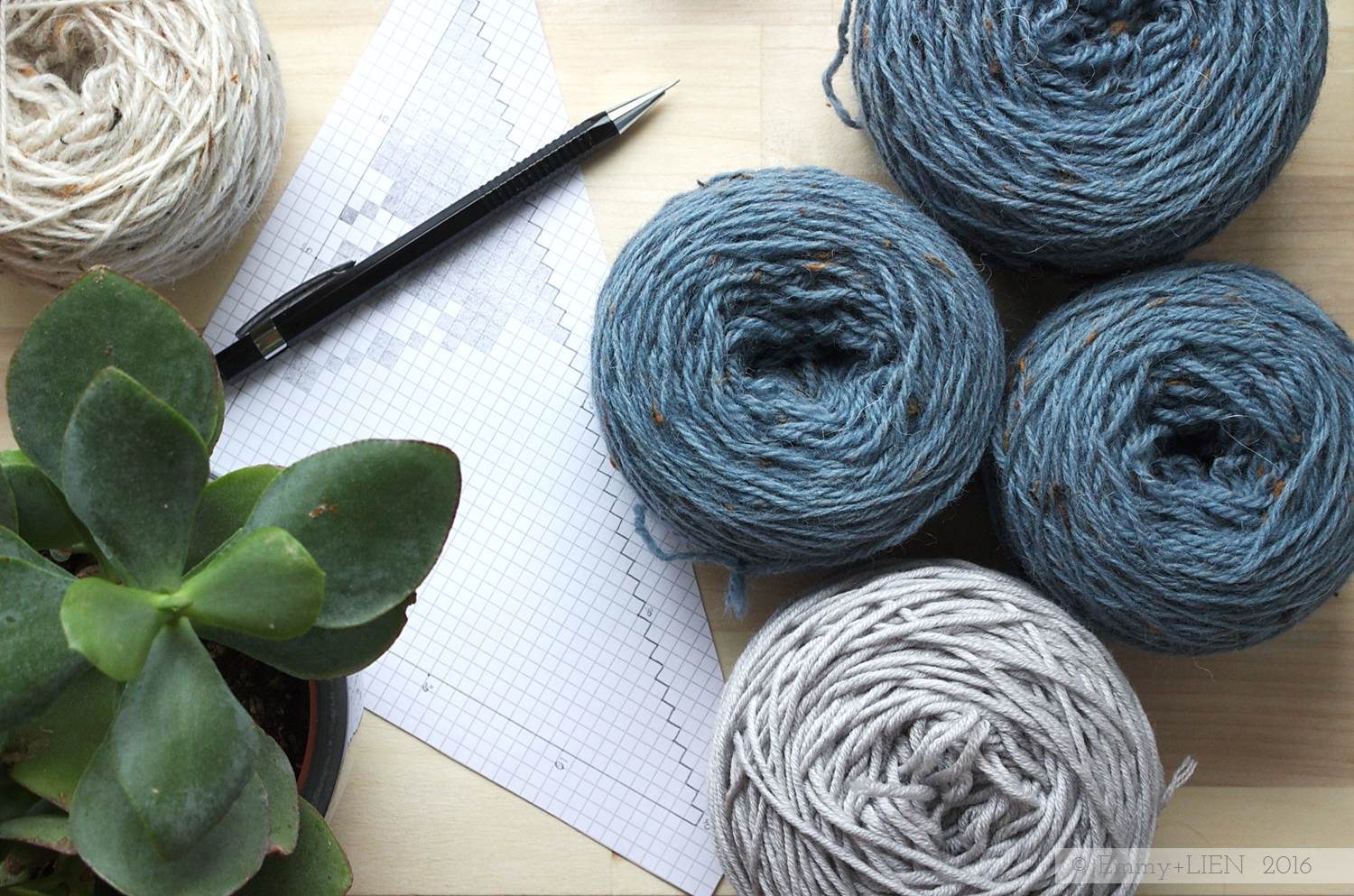 Doodling with yarn | Yarn Inspiration