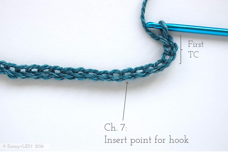 Woven Shell Crochet Tutorial