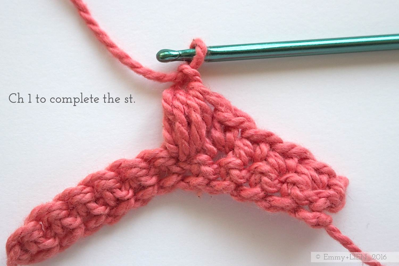 Puff stitch tutorial