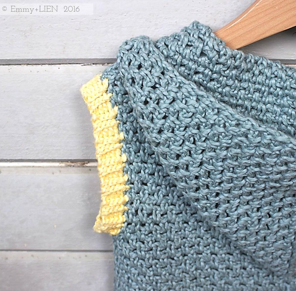 Sea Breeze Hoodie | a crochet pattern by Emmy + LIEN, available in sizes 12M to 10Y