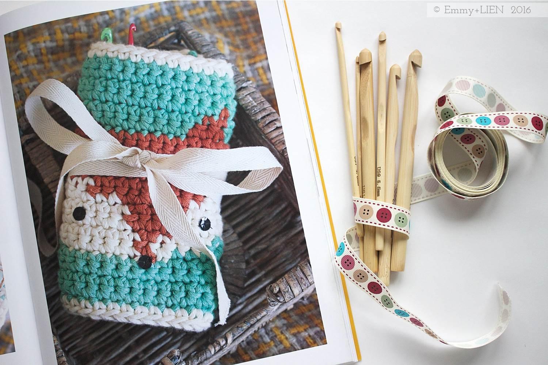 the foxy crochet carry case