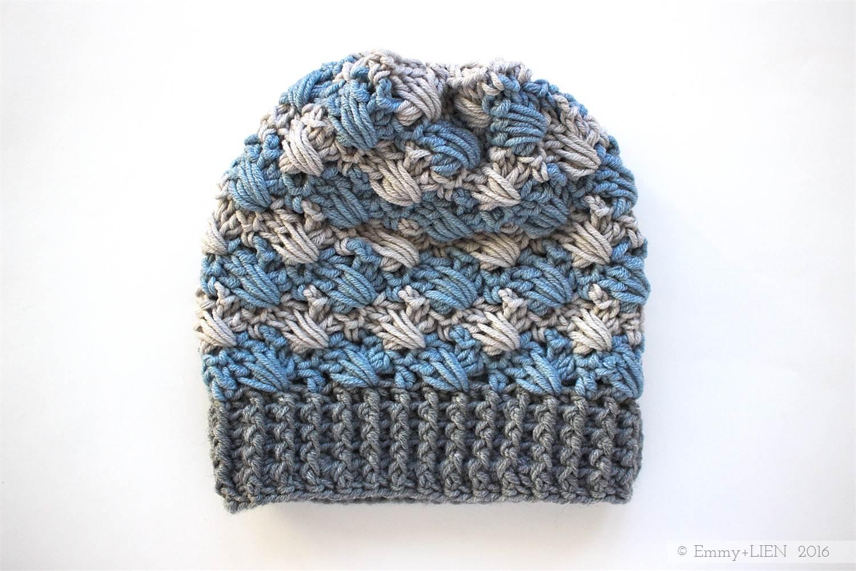Lomma Hat | Free crochet pattern & tutorial by Emmy + LIEN