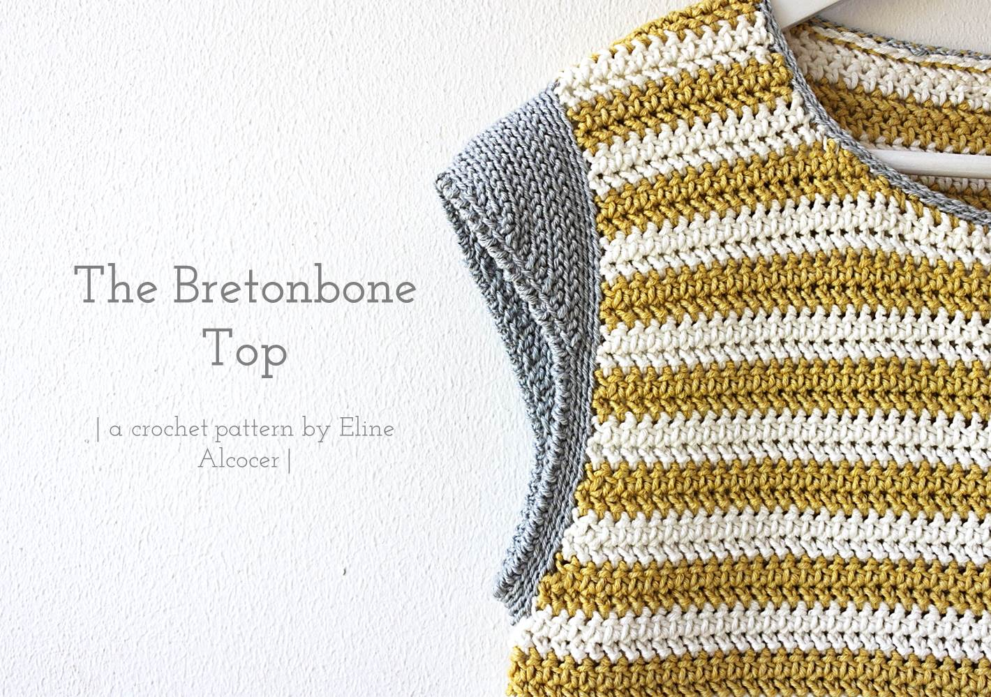Bretonbone | a crochet pattern by Eline Alcocer for Emmy + LIEN