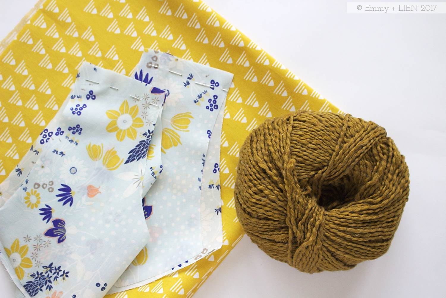 Ethical, organic materials | Art Gallery Fabrics + Pickles Oslo wool
