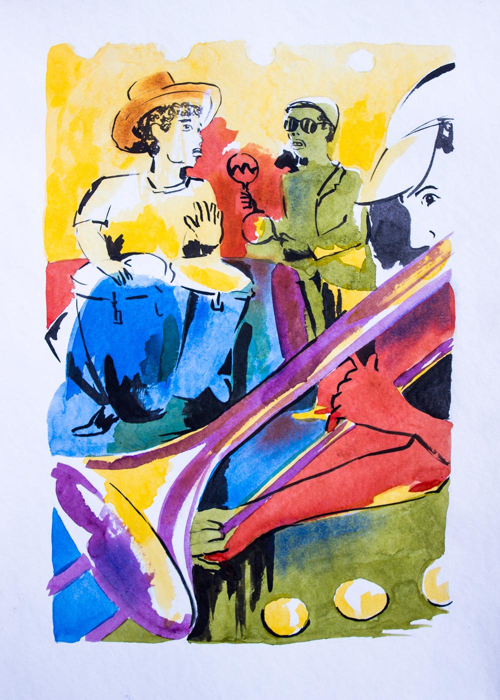 Brass in Havana