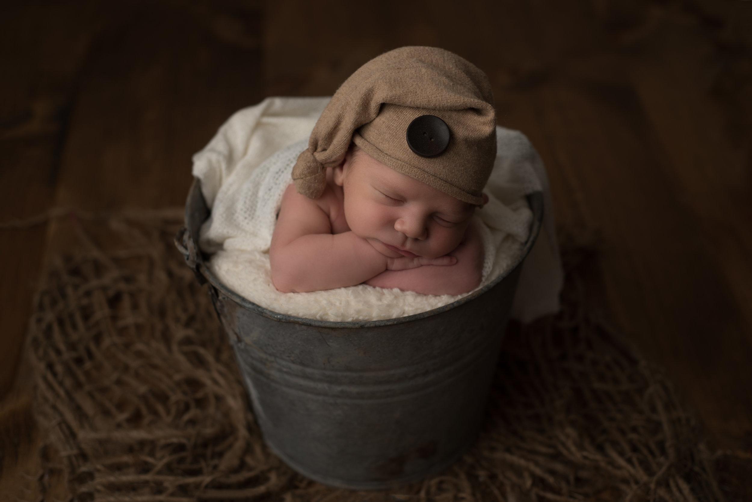 Bedford Newborn Photographer
