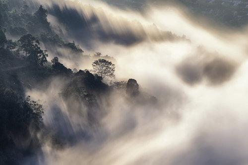 Penang hill landscape