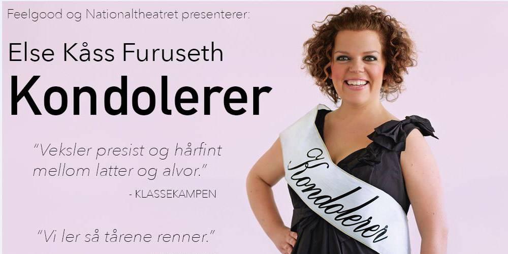 Else K�ss Furuseth - Kondolerer
