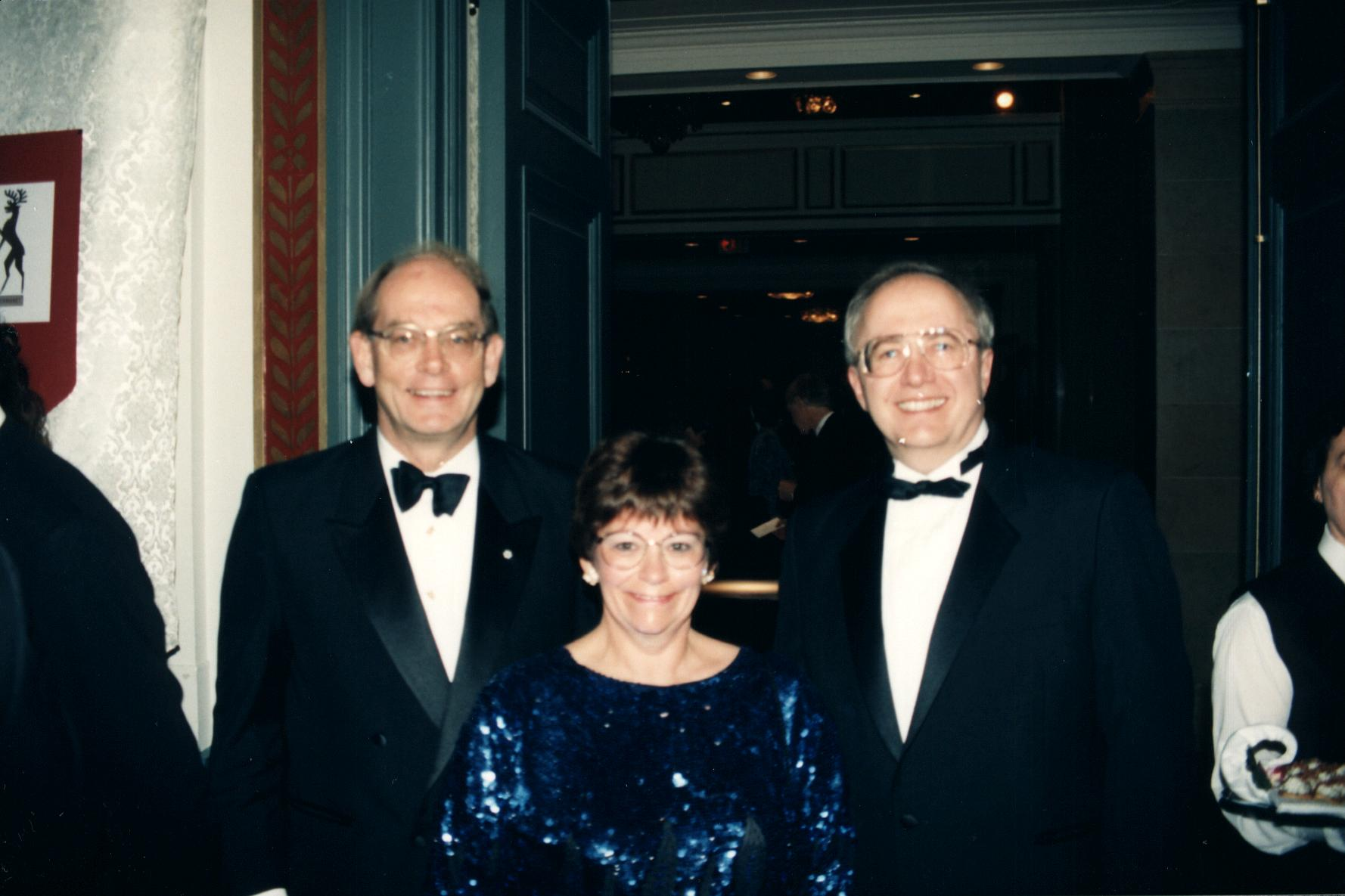 Trevor Eyton, Nancy, George.jpg