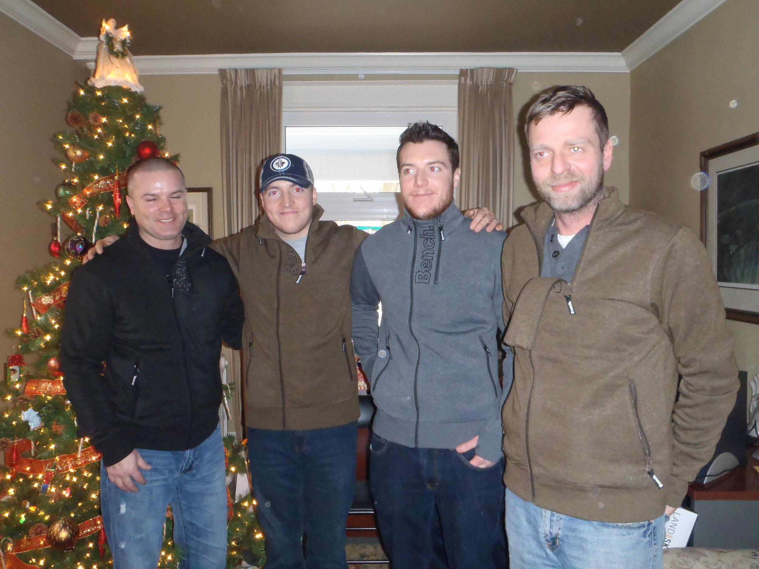 Christmas 2014 the lads.jpg