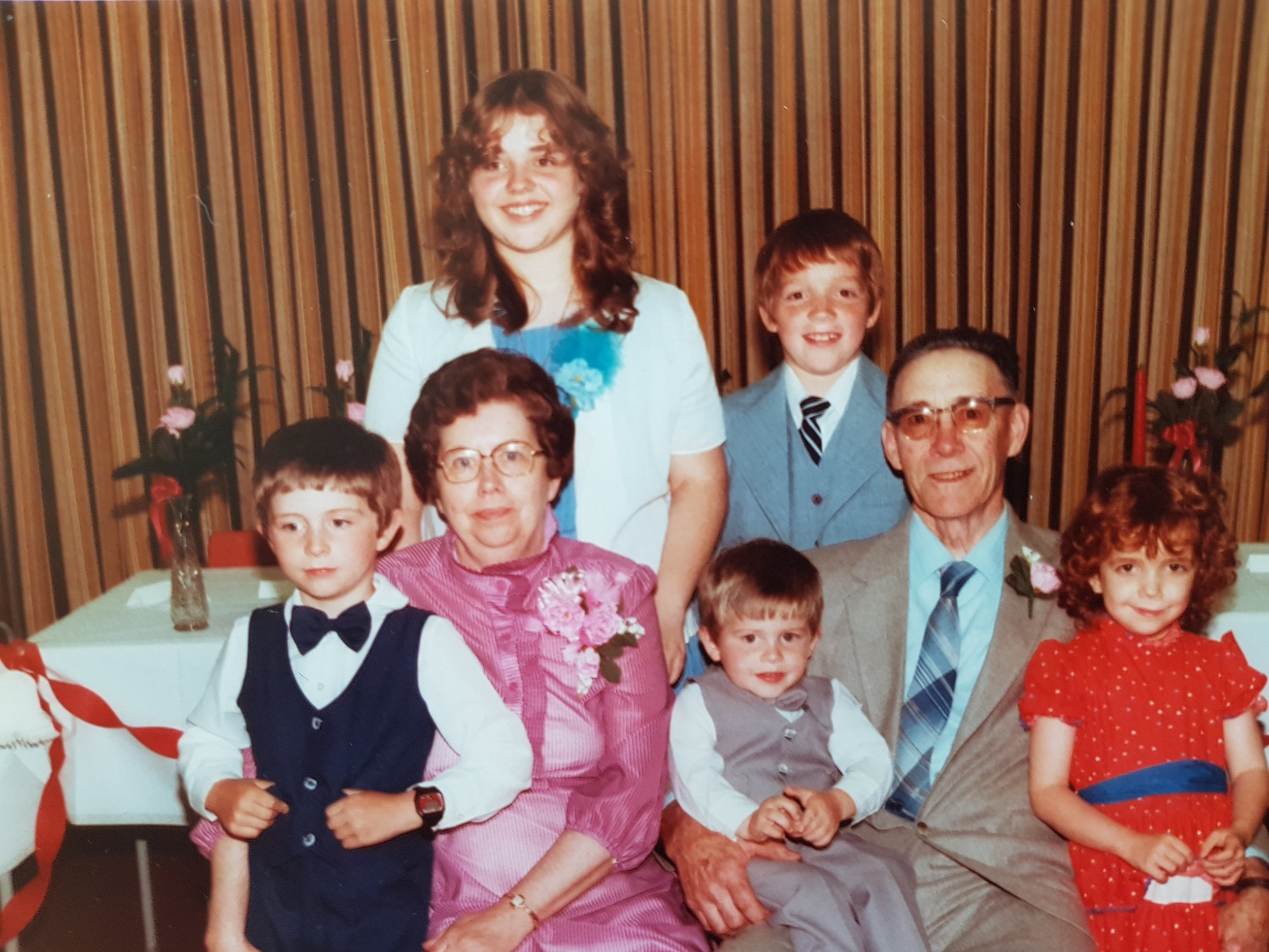 Verna & Grandchildren.jpg