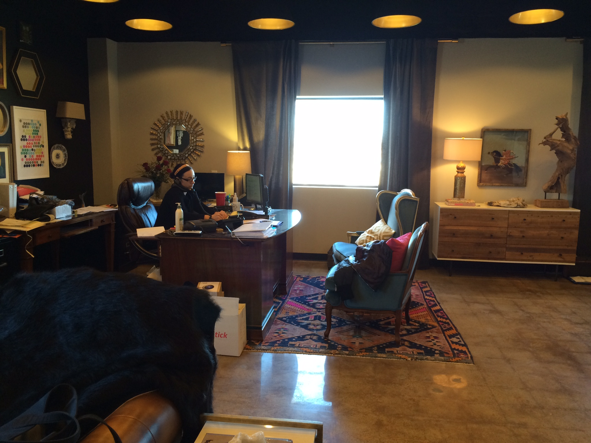 AFTER | Plumbing Company | Executive Office