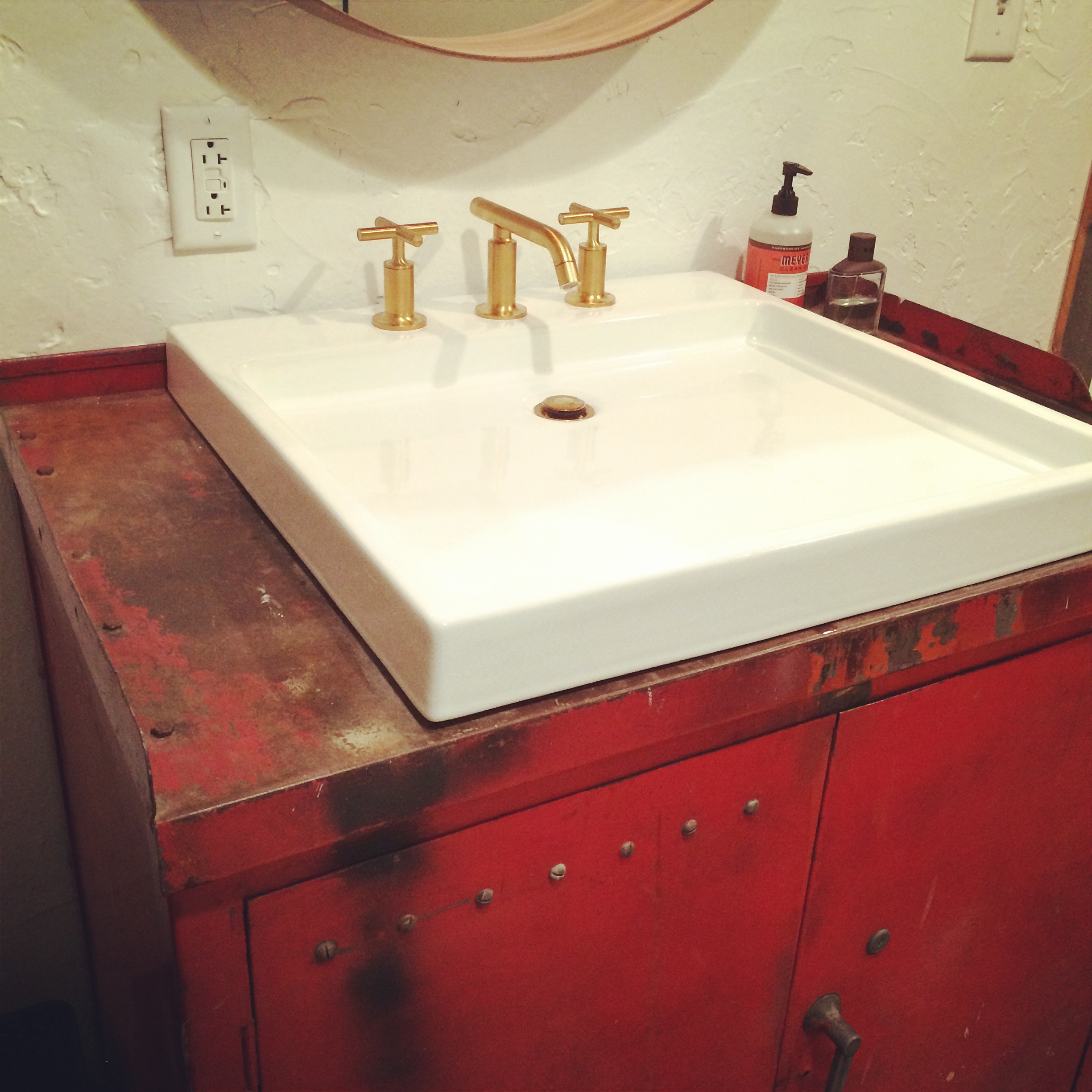 AFTER | Plumbing Company | Owner's Restroom
