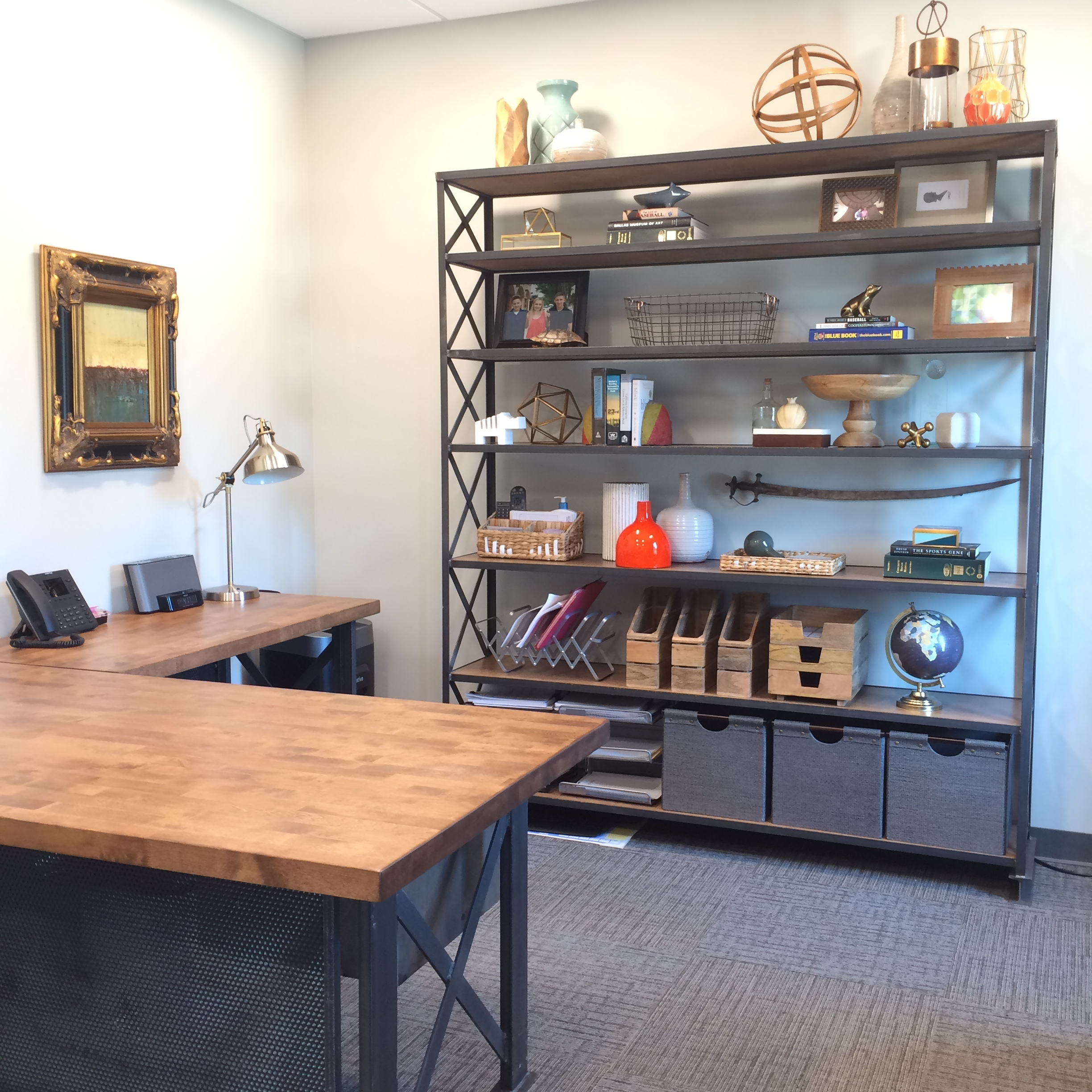 AFTER | Flooring Company | Executive Office #2